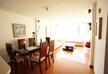 Apartamento en Los Rosales, Chico - 60mt, una alcoba, deposito
