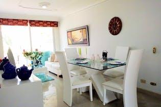 Apartamento en La Catellana, Laureles - 120mt, tres alcobas, terraza