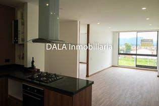 Apartaestudio en Cajicá-Cundinamarca, con una Habitación - 54.11 mt2.