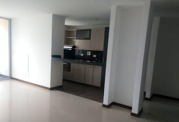 Apartamento en La Doctora, Sabaneta - 85mt, tres alcobas, balcón