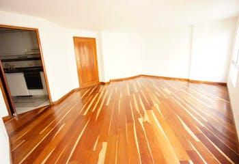 Apartamento en venta en Santa Barbara Occidental Usaquén de 65m² con Gimnasio...