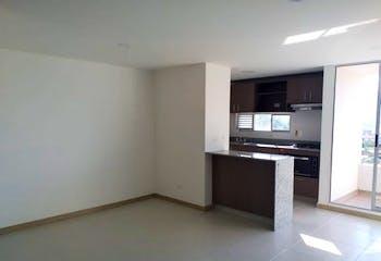Apartamento en Las Antillas, Envigado - 90mt, tres alcobas, balcón