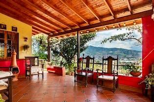 Casa campestre en Señorial, Envigado - 170mt, tres alcobas, parqueadero