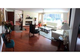 Apartamento en Chicó navarra-Bogotá, con 4 Habitaciones - 205 mt2.