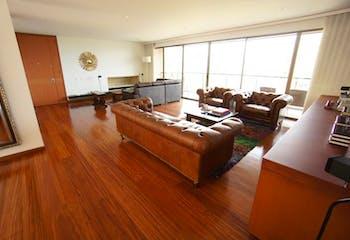 Apartamento en Colinas De Suba, Niza - 292mt, cuatro alcobas, tres balcones
