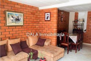 Casa En Chia Cundinamarca, Con Tres Habitación