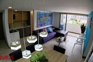 Apartamento en Torres de Mayorca - Sabaneta, con dos habitaciones