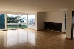 Apartamento en El Lago, Chico - 240mt, tres alcobas, terraza