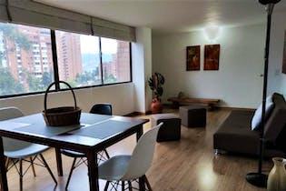 Apartamento en Continental - El Poblado, cuenta con dos habitaciones