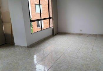 Apartamento en El Campestre, Poblado - 85mt, tres alcobas