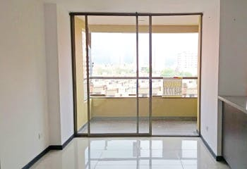 Apartamento en Restrepo Naranjo, Sabaneta - 60mt, dos alcobas, balcón