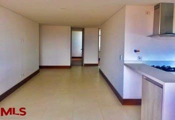 Apartamento en Amatista - Sabaneta, cuenta con tres habitaciones