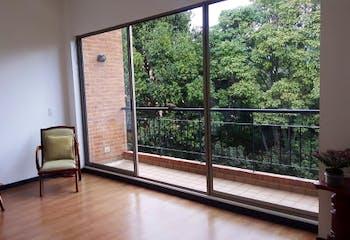 Apartamento en Nicolas De Federman, Bogota, con 3 habitaciones, 116m2.