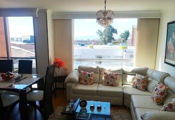 Apartamento en Villa Paola, Funza - 76mt, tres alcobas