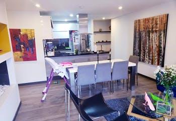 Apartamento en Santa Paula, Santa Barbara - 91mt, dos alcobas, balcón
