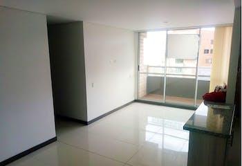 Apartamento en Aves María-Sabaneta, con 3 Habitaciones - 76 mt2.