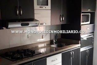 Apartamento en Betania, Belencito - 76mt, tres alcobas, balcón