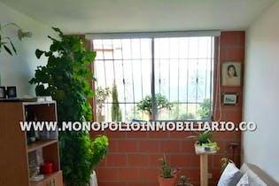Apartamento en La Ferreria, La Estrella - Tres alcobas- con 59mt2