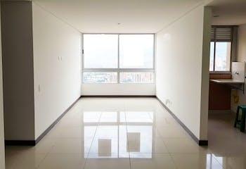 Apartamento en La Doctora-Sabaneta, con 3 Habitaciones - 79 mt2.