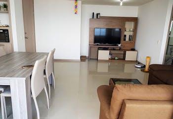 Apartamento en El Carmelo-Sabaneta, con 3 Habitaciones - 80 mt2.