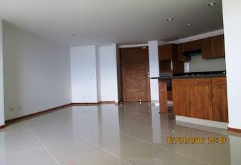 Apartamento en El Carmelo, Sabaneta - 111mt, dos alcobas, balcón