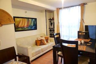 Apartamento en Capellania, Fontibon - 51mt, dos alcobas, balcón