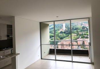 Apartamento de 78m2 en Restrepo Naranjo, Sabaneta - con tres habitaciones