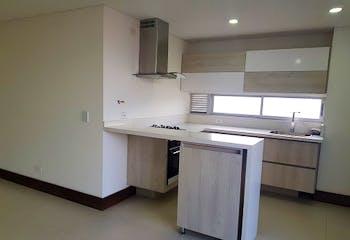 Apartamento de 104m2 en Aves María, Sabaneta - con tres habitaciones