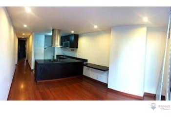 Apartaestudio en Santa Barbara-Bogotá, con Balcón - 51.37 mt2.