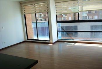 Apartamento En Pontevedra-Bogotá, con 3 Habitaciones - 77 mt2.