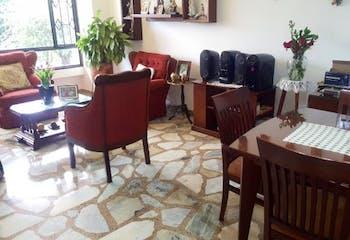 Apartamento en Nicolas de Federman-Nicolas de Federman - 103mt, tres alcobas, terraza