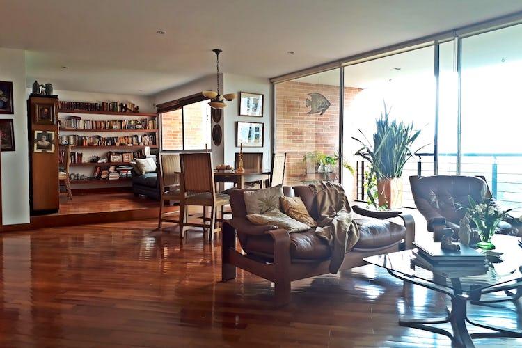 Portada Apartamento de 148m2 en San Lucas , El Poblado - con dos habitaciones