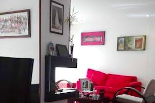 Apartamento en Santa Helena, Colina Campestre - 133mt, tres alcobas, chimenea