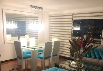 Apartamento en Modelia, Modelia - 102mt, tres alcobas, balcón