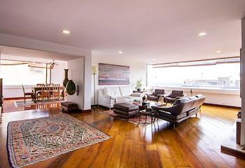 Apartamento en venta en Rosales de 3 hab. con Solarium...