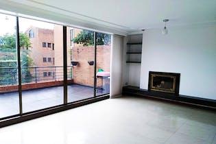 Apartamento en niza-Bogotá, con 3 habitaciones - 136,85 mt2.