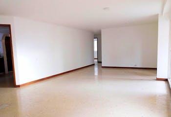 Apartamento en Santa Maria de los Angeles, Poblado - 143mt, tres alcobas, balcón