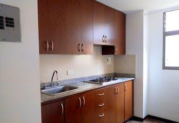 Apartamento en Cerro Nutibara, Belen - 87mt, tres alcobas, dos balcones