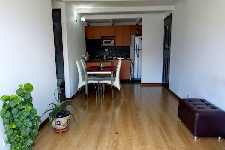 Portada Apartamento en Los Colores, Estadio - 59mt, tres alcobas, balcón