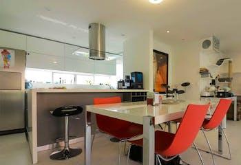 Apartamento en Los Balsos, Poblado- con 1 habitación- 119m2.