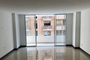 Apartamento en San Joaquin, Laureles, 3 habitaciones- 85m2.