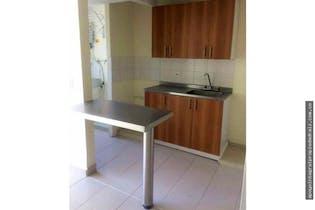 Apartamento en Madera, Bello - 54mt, tres alcobas, balcon