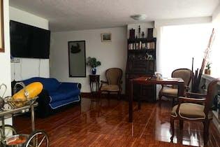 Apartamento En La Castellana-Bogota, con 3 Habitaciones - 83.9 mt2.