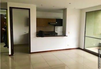Apartamento en Ciudad del Río-El Poblado, con 2 Alcobas - 90 mt2.