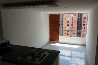 Apartamento en La Candelaria-El Chagualo, con 2 Habitaciones - 56 mt2.