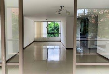 Apartamento en Los Balsos-Poblado, con 3 Habitaciones - 144 mt2.