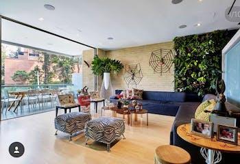 Apartamento en El Poblado-Los Balsos, con 4 Habitaciones - 280 mt2.