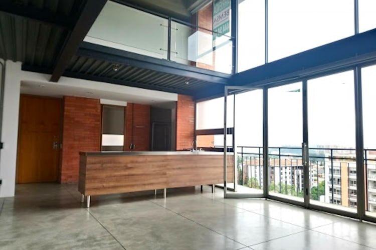 Portada Apartaestudio duplex en Manila-Poblado, con 2 Balcones - 135 mt2.