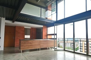 Apartaestudio duplex en Manila-Poblado, con 2 Balcones - 135 mt2.