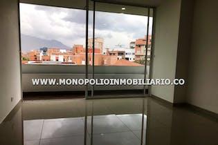 Apartamento en Conquietadoles-Laureles, con 3 Habitaciones - 87 mt2.